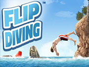 Play Flip Diving Online