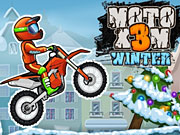 Play Moto X3M Winter Online