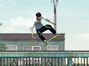 Play Skateboard City Online
