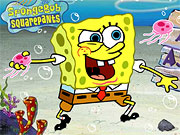 Play SpongeBob Anchovy Assault Online