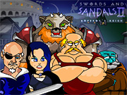 Play Swords and Sandals 2 Online