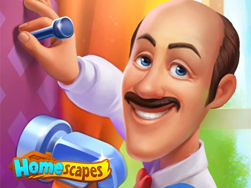 Play Homescapes Online