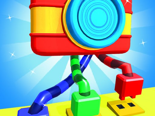 Play Knots Master 3D Online