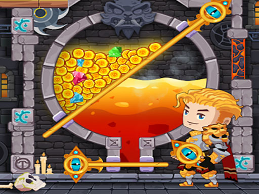 Play Hero Rescue Puzzle Online